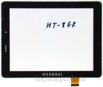 Тачскрин Hyundai HT-8GR