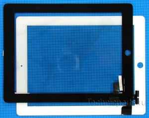 Тачскрин для планшета Ipad 2