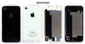 Задняя крышка (крышка батареи) iPhone 4S