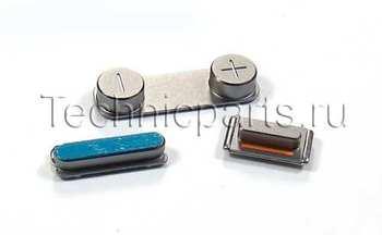Боковые кнопки для телефона Apple iPhone 5s