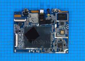 Главная плата для планшета Irbis TZ03
