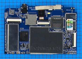 Главная плата для планшета Irbis TZ852