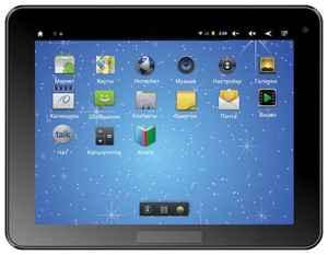 Тачскрин для планшета KREZ TL801W4