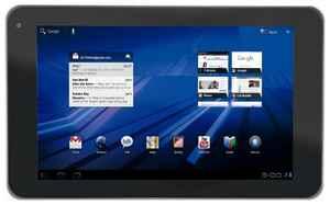 Тачскрин для планшета LG Optimus Pad