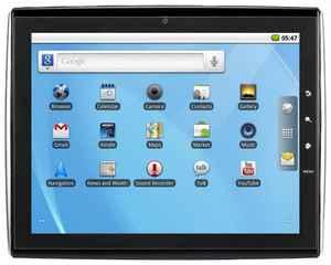 Тачскрин для планшета Le Pan TC970