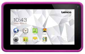 Тачскрин для планшета Lenco Cooltab-74