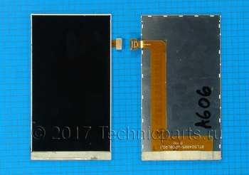 Дисплей для телефона Lenovo A606