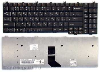 Клавиатура для ноутбука Lenovo G555