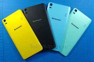 Задняя крышка для Lenovo K3 Note A7000 K50-T5