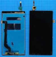 Тачскрин с дисплеем (модуль) для Lenovo K4 Note