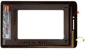 Дисплей Lenovo IdeaTab S5000, экран с дисплеем