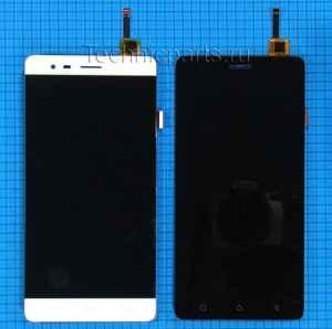 Дисплей с тачскрином для Lenovo Vibe K5 Note k52t38