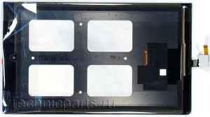 Дисплей Lenovo Yoga Tablet 8 B6000, экран с тачскрином