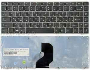 Клавиатура для ноутбука Lenovo Z460A