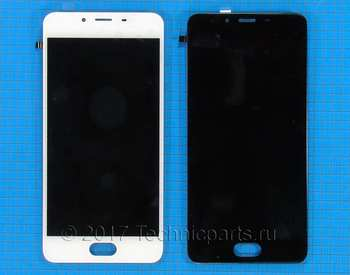 Дисплей с тачскрином (модуль) для Meizu U10