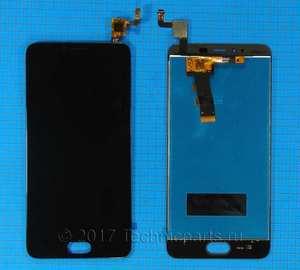 Дисплей с тачскрином (модуль) для Meizu M5 Mini
