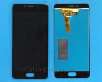 Дисплей с тачскрином (модуль) для телефона Meizu M5c