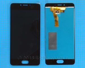 Дисплей с тачскрином (модуль) для телефона Meizu A5