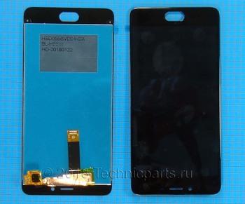 Дисплей с тачскрином (модуль) для телефона Meizu E2