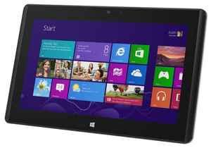 Тачскрин для планшета MSI W20 3G