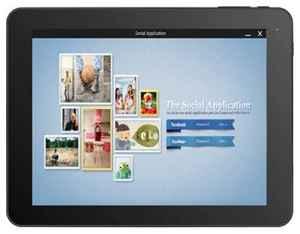 Тачскрин для планшета Match Tech MID800