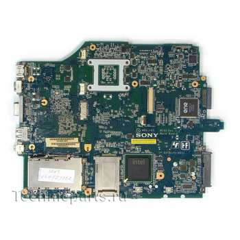 Материнская плата для ноутбука Sony vgn fz31er MBX-165 ms92