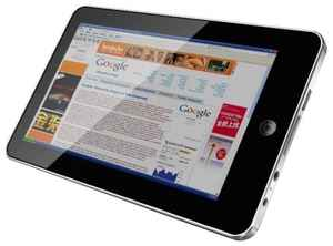 Тачскрин для планшета Mebol 1001