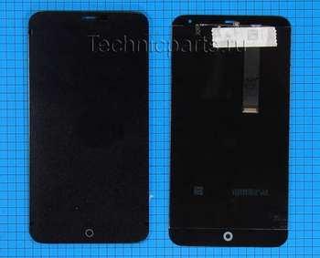 Дисплей с тачскрином (модуль) для Meizu MX4