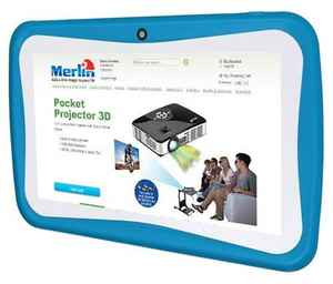 Тачскрин Merlin Tablet Lite 7
