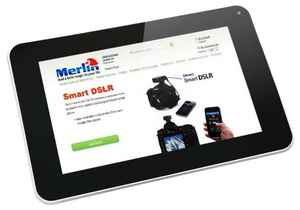 Тасчкрин Merlin Tablet PC 7 Video Edition
