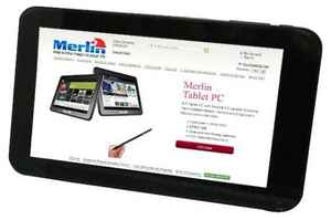 Тачскрин Merlin Tablet PC 7