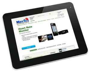 Тачскрин Merlin Tablet PC 9.7 3G