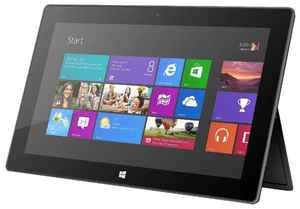 Тасчкрин для планшета Microsoft Surface