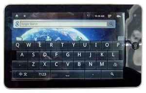 Тачскрин для планшета Moonse E-7001