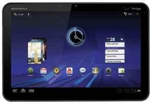 Тачскрин Motorola XOOM Wi-Fi + 3G