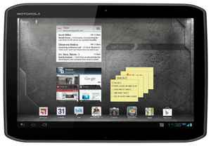 Тачскрин Motorola XYBOARD 10.1
