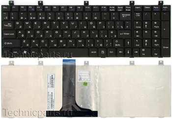 Клавиатура для ноутбука Msi Vx600