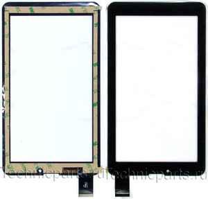 Тачскрин для планшета Supra M625G
