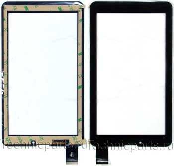 Тачскрин для планшета Irbis TZ703