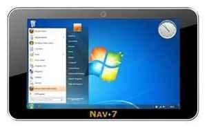 Тачскрин Netbook Navigator Nav 7 Slate