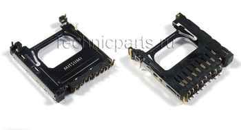 Разъем карты памяти для фотоаппарата Nikon D80