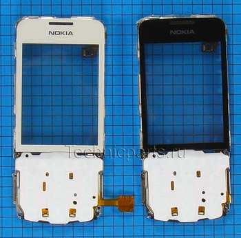 Тачскрин для телефона Nokia 3208