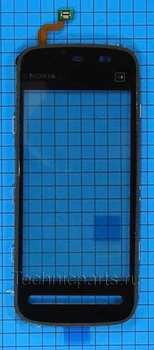 Тачскрин для телефона Nokia 5235