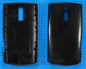 Задняя крышка для телефона Nokia Asha 205 Dual Sim