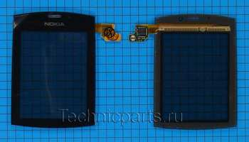 Сенсор (тачскрин) для телефона Nokia Asha 303