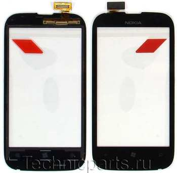 Тачскрин для телефона Nokia Lumia 510