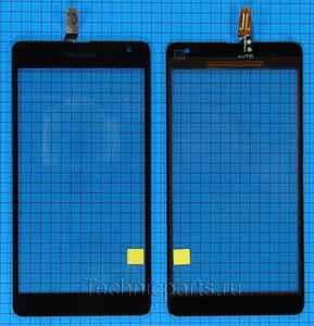Тачскрин для телефона Nokia Lumia 535 Dual Sim