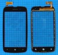 Тачскрин для телефона Nokia Lumia 610