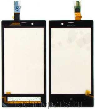 Тачскрин для телефона Nokia Lumia 720