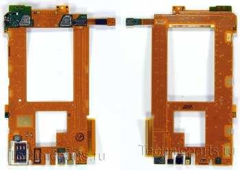 Шлейф главной платы Nokia Lumia 920
